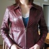 Fixing up an old leather jacket: Part 1