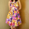 Chantilly: A Late Summer Sundress