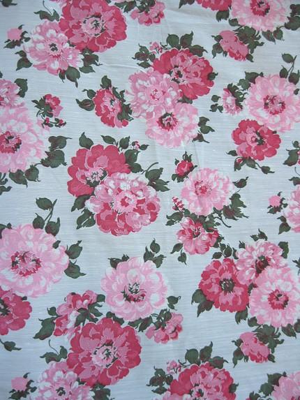Pink Vintage Floral 31