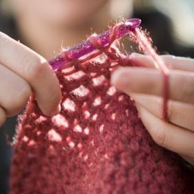 Knitting and Crochet: Knitting Needles, Crochet Hooks, and