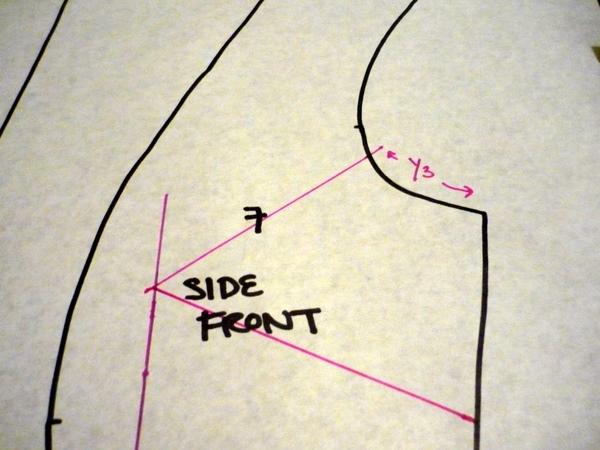 Pendrell Sew-Along #6: Princess-Seam FBA (Full Bust Adjustment ...