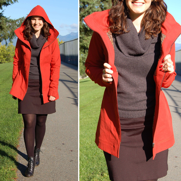 Introducing the next pattern... the Minoru Jacket! | Sewaholic
