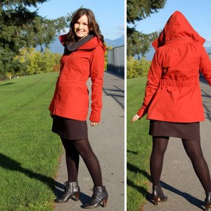 1103 Minoru Jacket - the newest pattern!