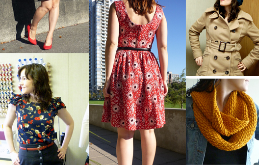 five favourites - personal style
