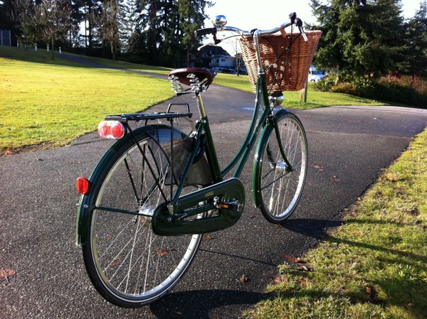 pashley princess sovereign or claire, my new bike