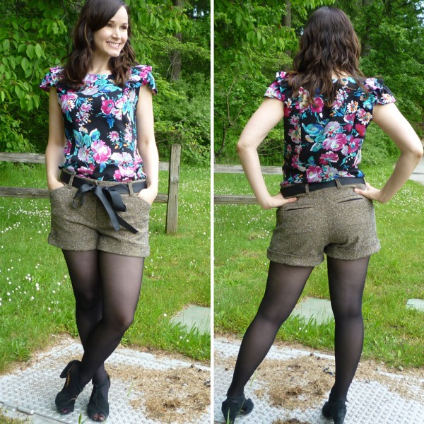 Thurlow trousers sew along dresses