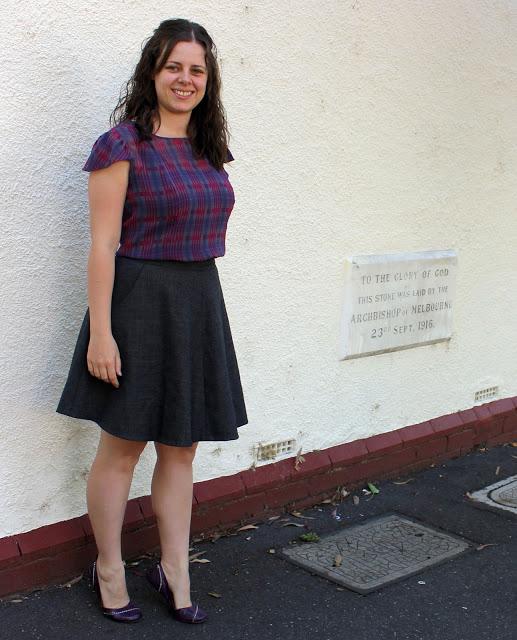 rachel's hollyburn skirt