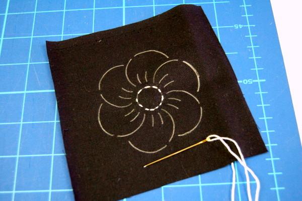 sashiko stitching