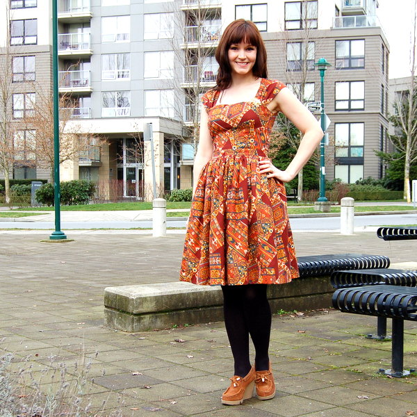 cambie dress