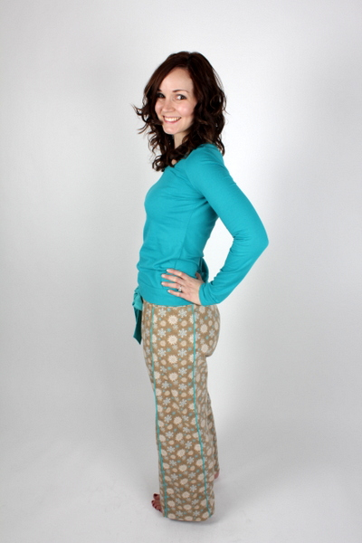 tofino pants and renfrew top