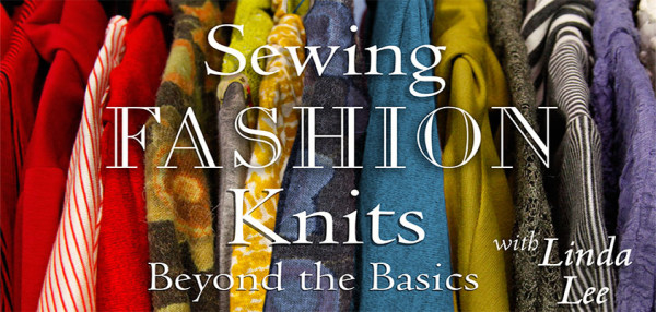 sewing fashion knits class