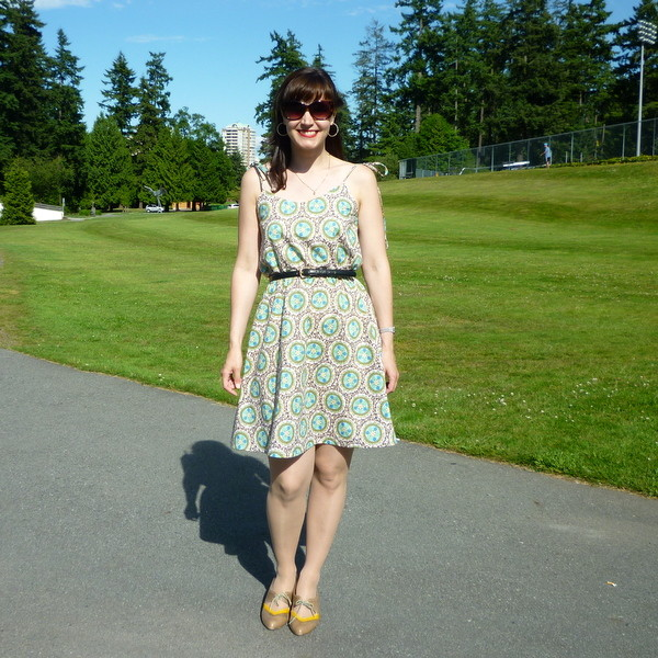 saltspring sundress