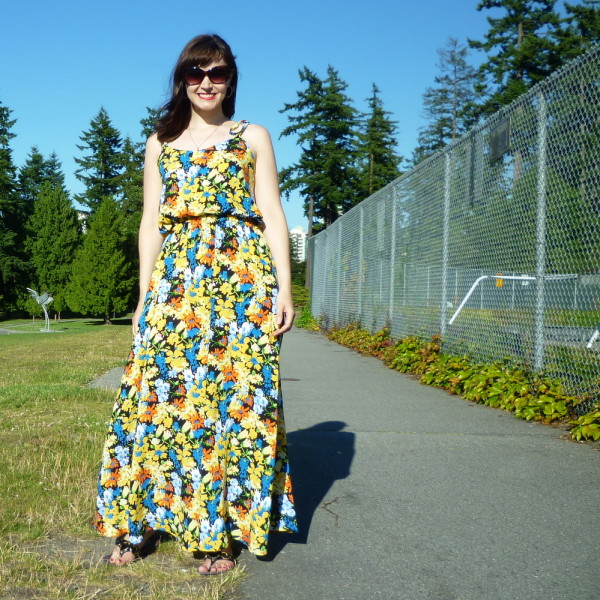 saltspring dress sewaholic patterns
