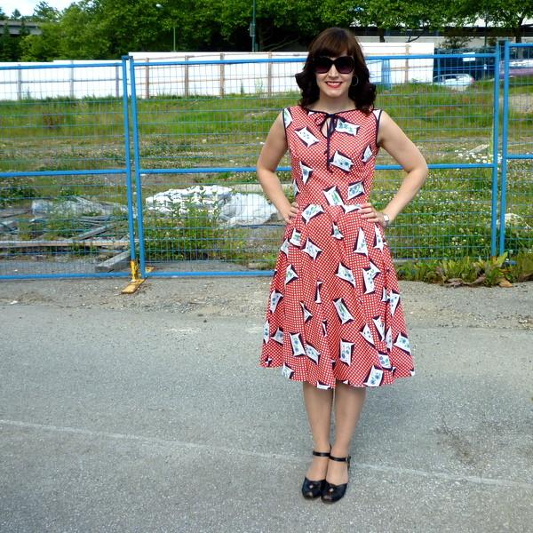 mccalls 3660 instant dress