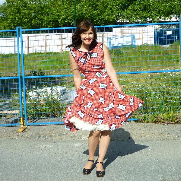 Ah yeah vs summer dress