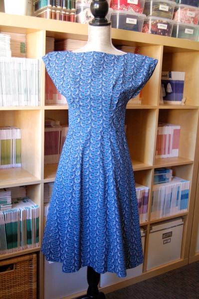 around the world anna dress