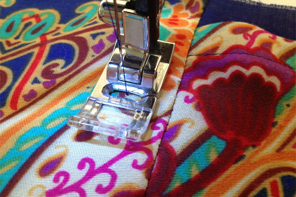 saltspring dress casing