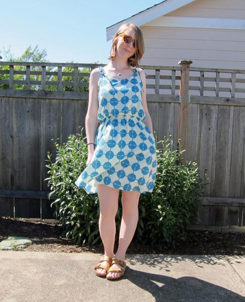 seymour saltspring dress