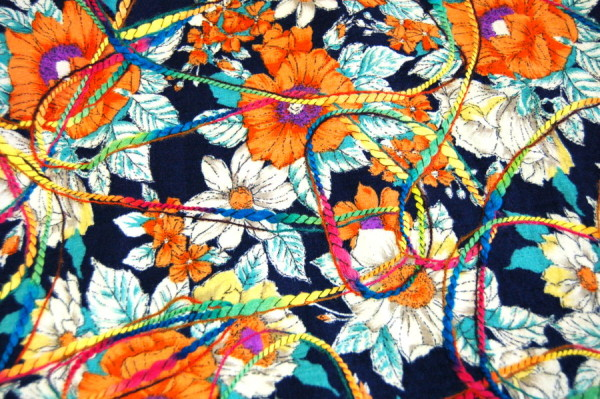 wild and crazy fabric!