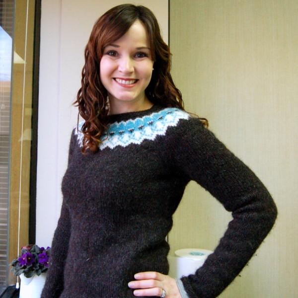 strokkur icelandic pullover