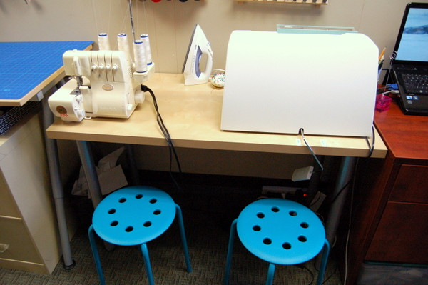 sewing machine stools