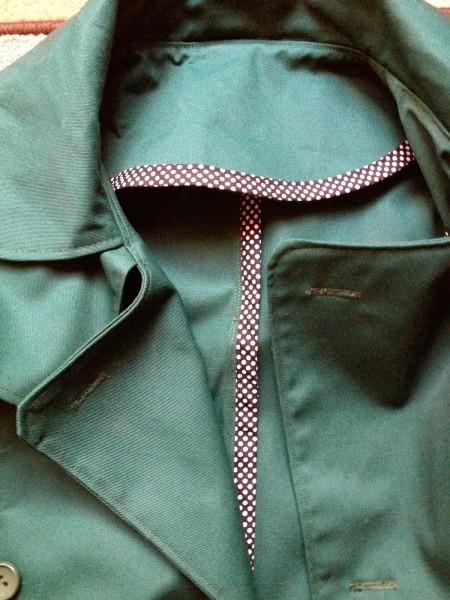 Robson Coat Collar