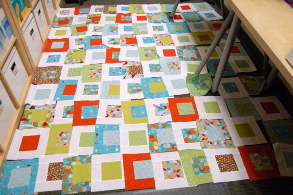 all the quilt blocks!