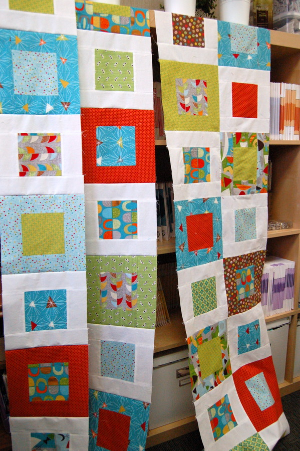 quilt block strips
