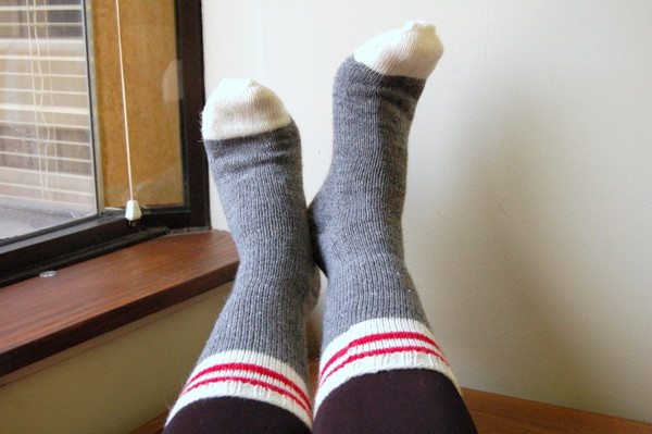 climb socks from journey