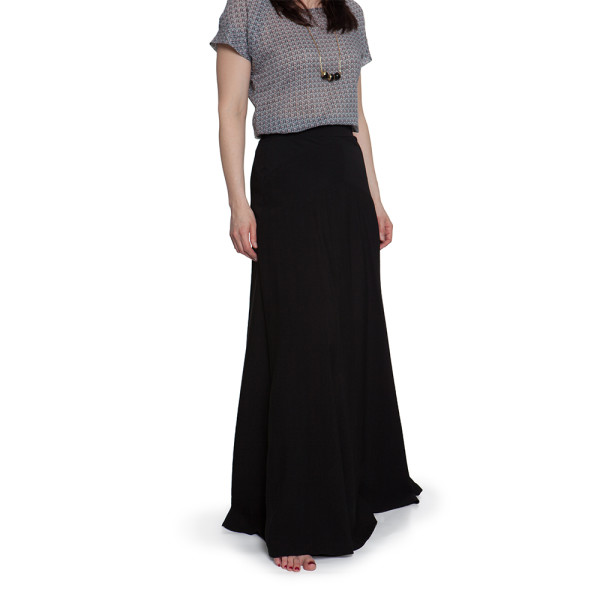 belcarra blouse and gabriola skirt