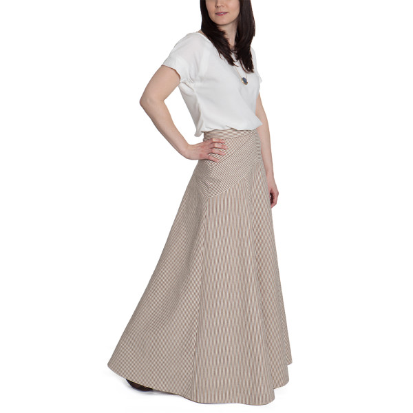 Introducing the next pattern… the Gabriola Skirt! | Sewaholic