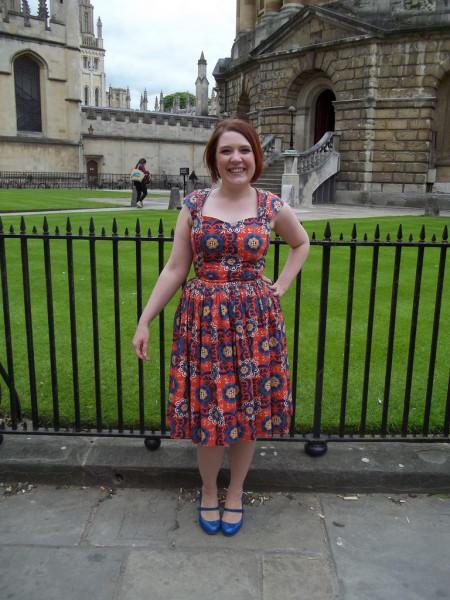 dolly clackett Cambie dress