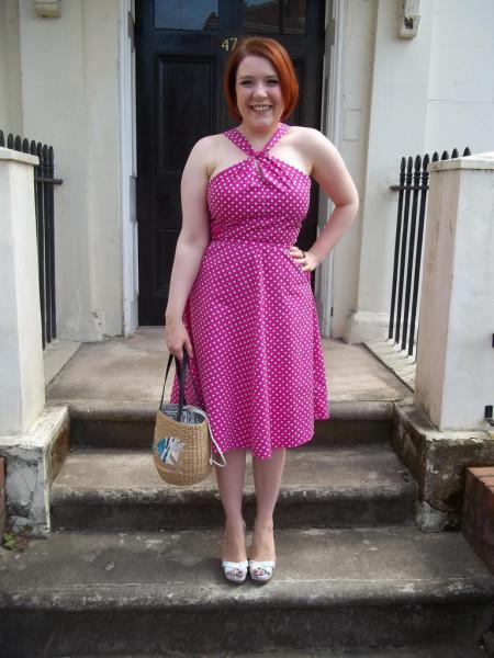 dolly clackett lonsdale dress
