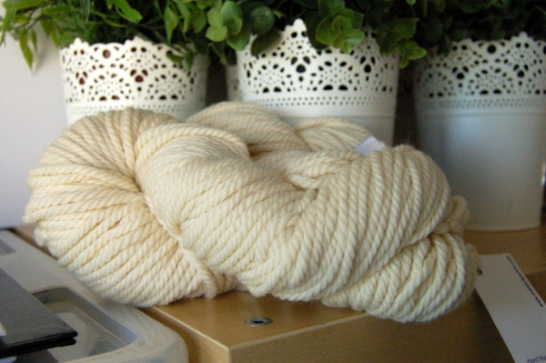 squishy bulky yarn