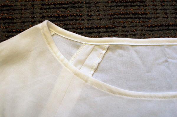 belcarra neck binding