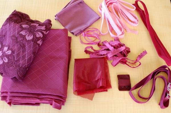 merckwaerdigh lingerie kit for bra and panties