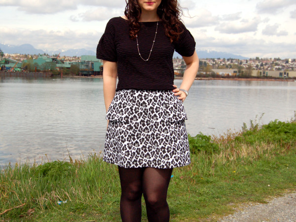 anemone skirt by deer and doe animal print 2