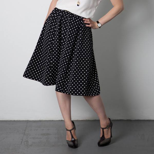 rae skirt beginner sewing pattern