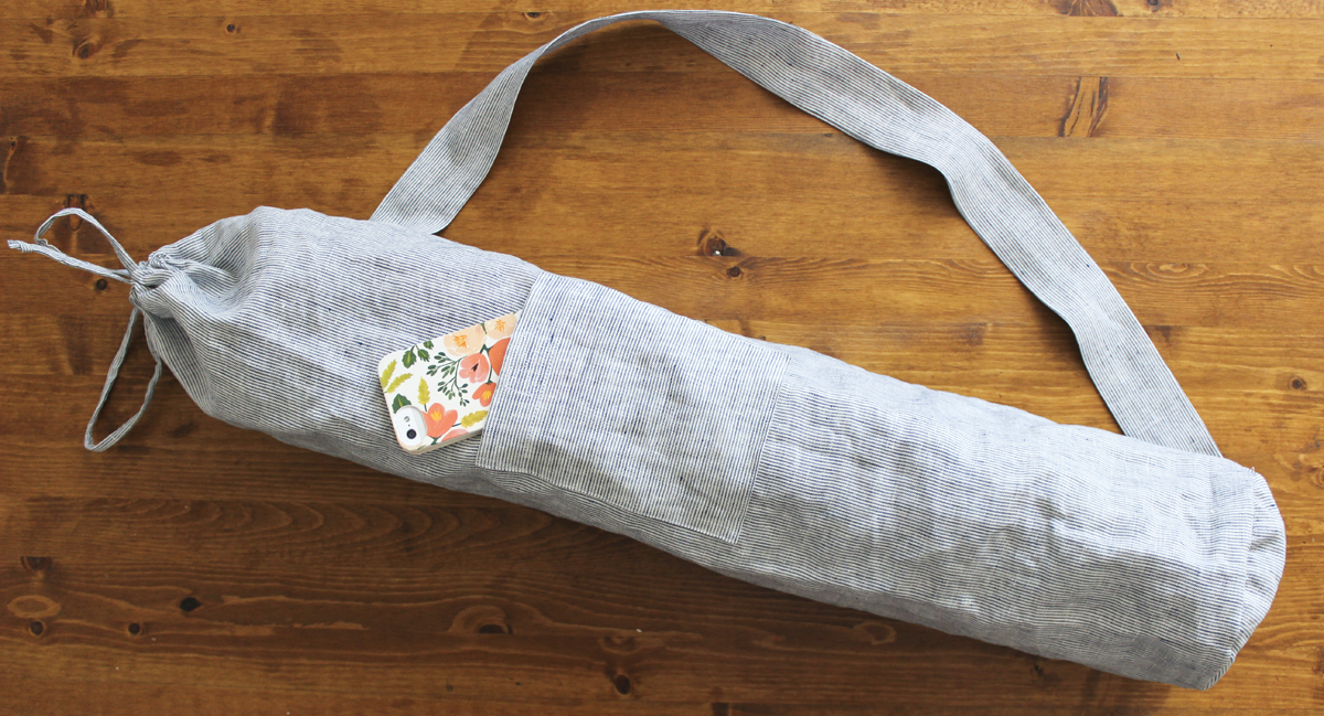 Diy Yoga Mat Bag With Step By Step Instructions Sewaholic