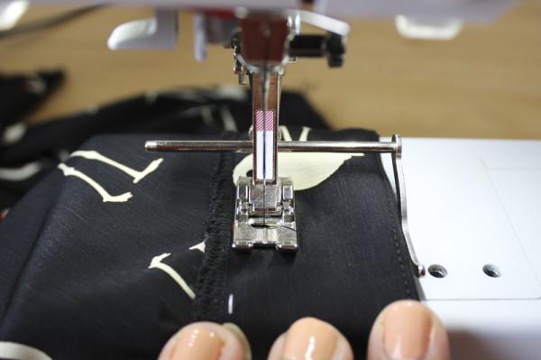 Yaletown Sew-Along Finishing Bodice 6