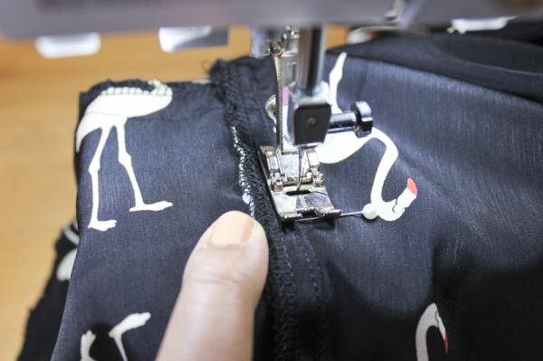 Yaletown Sew-Along Skirt 12