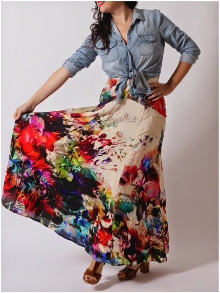 julia bobbin's gabriola skirt - amazing!