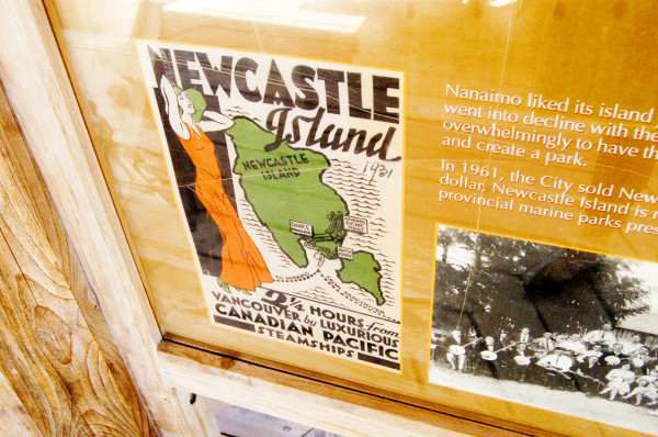 newcastle island ad