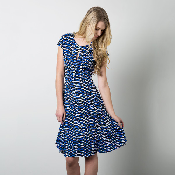 davie dress by sewaholic patterns