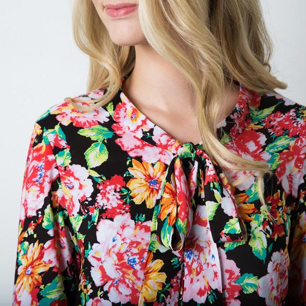 oakridge blouse by sewaholic patterns