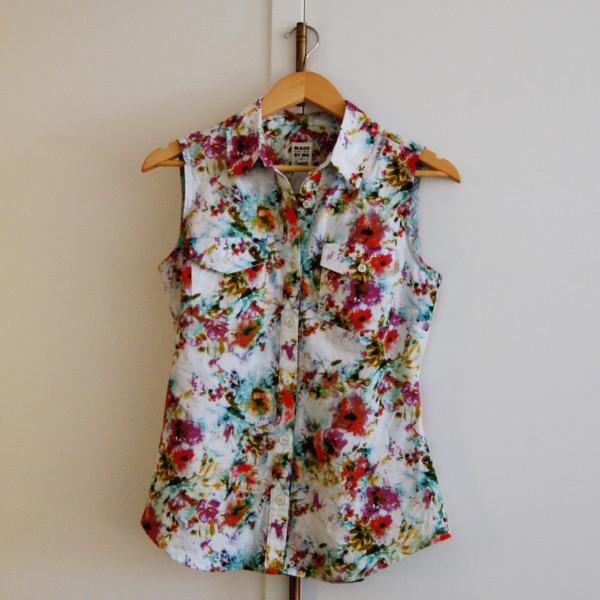 granville shirt sleeveless