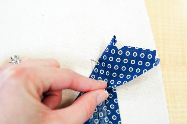 sewing a tailored shirt placket-5