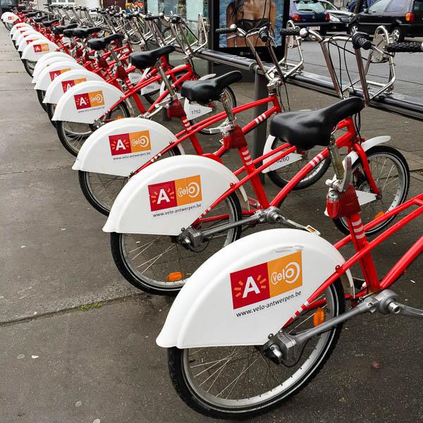antwerp bikes