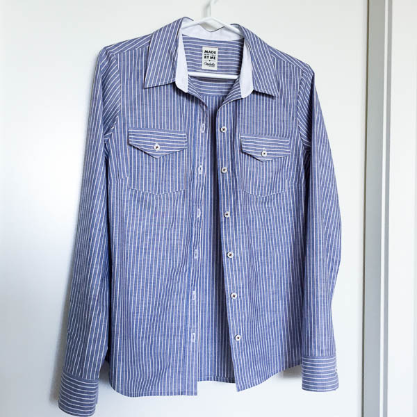 striped granville shirt