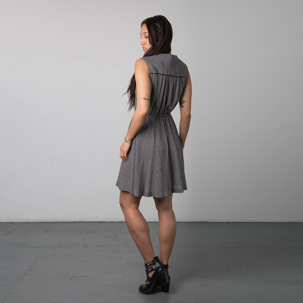 harwood dress back view